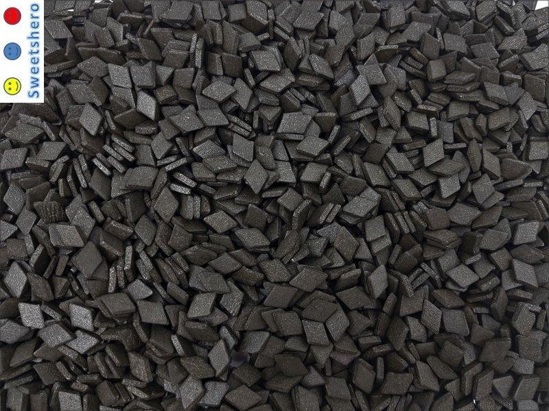 MEENK Platte Salmiakjes Salmiakpastillen - EXTRA STARK - 1kg